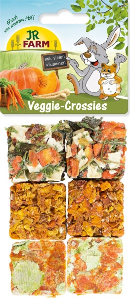 JR Veggie-Crossies 100 g
