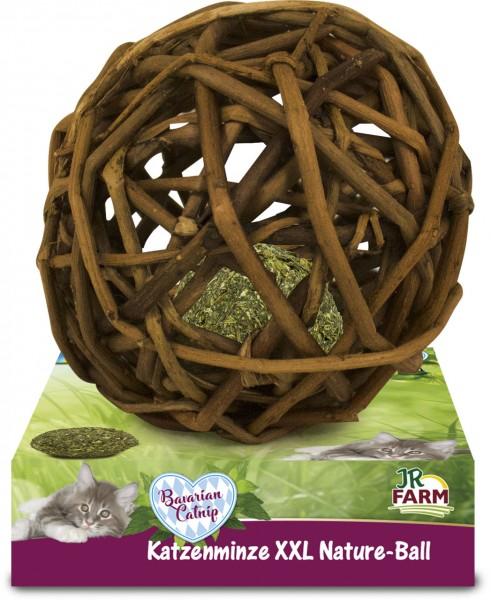 JR Cat Bavarian Catnip Katzenminze XXL Nature-Ball