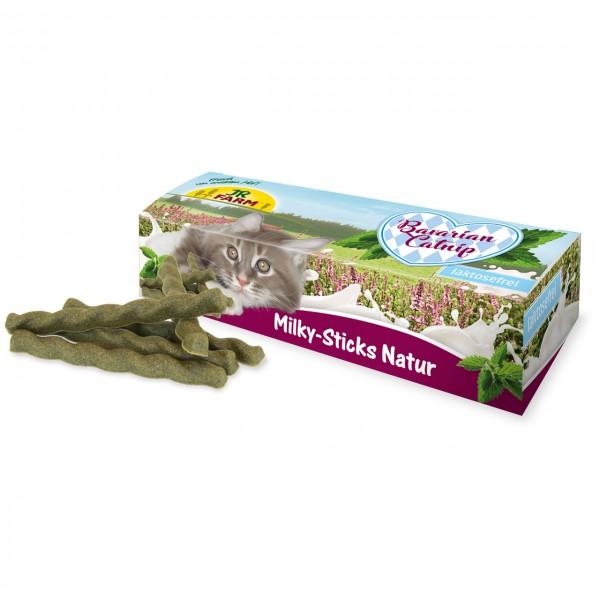 JR Cat Bavarian Catnip Milky-Sticks Natur 35 g