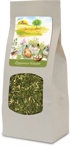 JR Garden Legepower-Kräuter 175 g