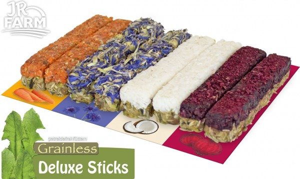 JR Grainless Deluxe Sticks 90 g