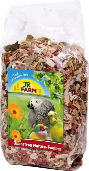 JR Birds Überstreu Nature-Feeling 500 g