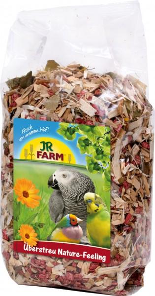 JR Birds Überstreu Nature-Feeling 500 g