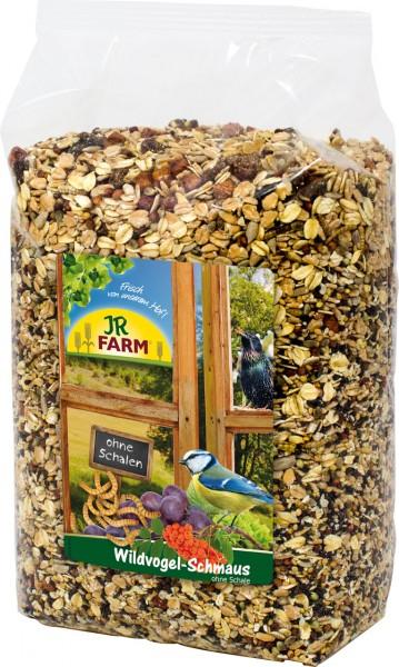 JR Garden Wildvogel-Schmaus ohne Schale 1,5 kg
