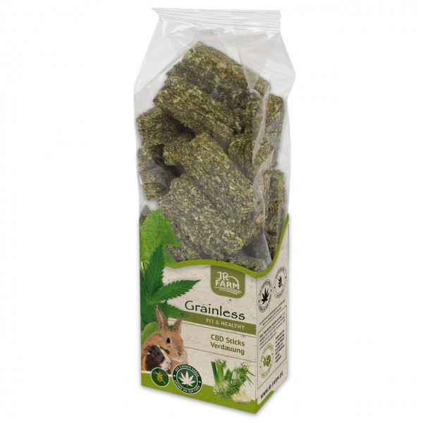JR Grainless Health CBD Sticks Verdauung 75 g