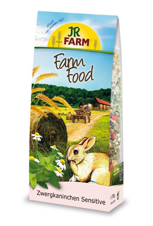 JR Farm Food Zwergkaninchen Sensitive