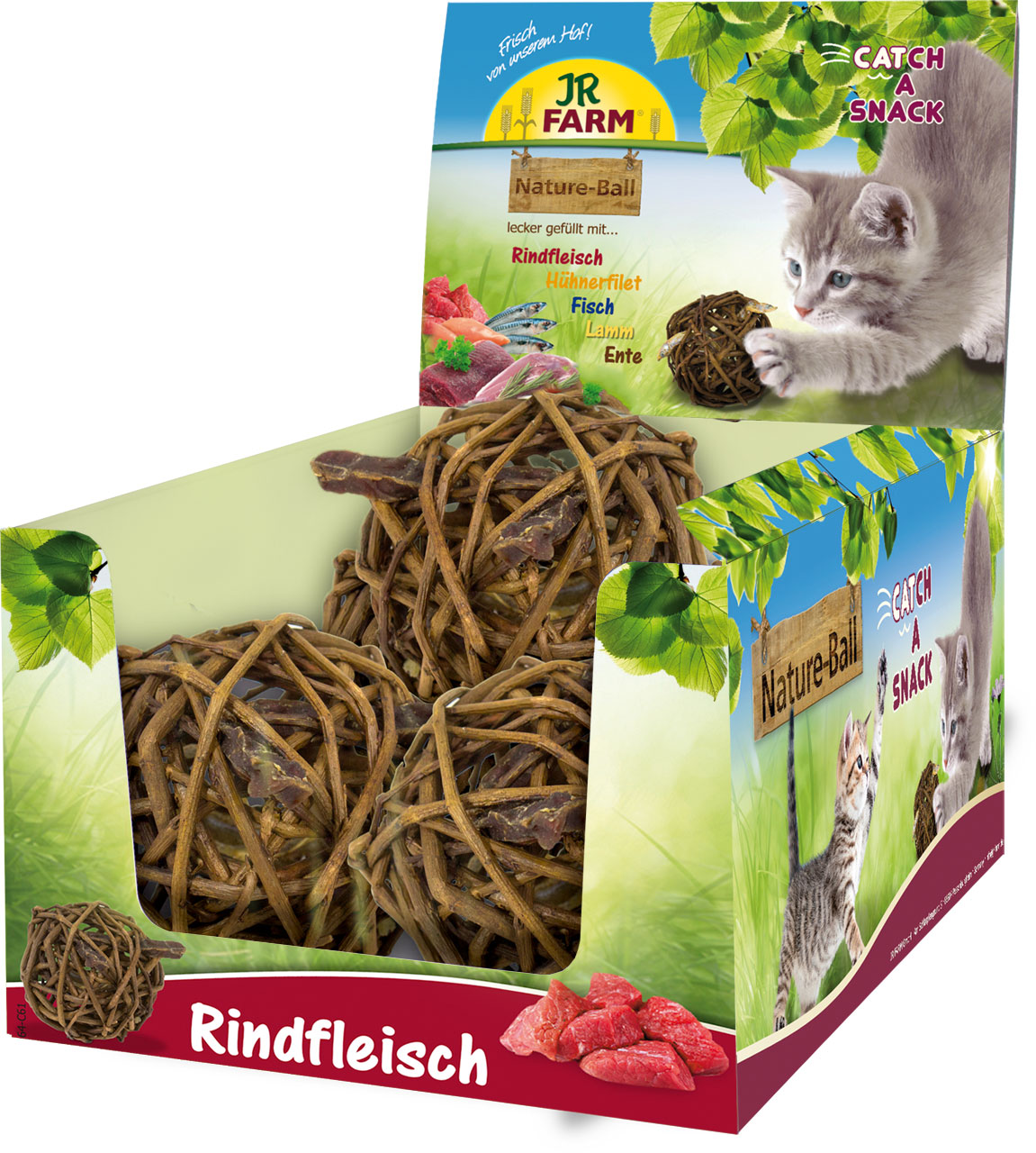 JR FARM Nature-Ball Rindfleisch