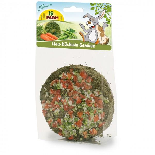 JR Heu-Küchlein Gemüse 75 g