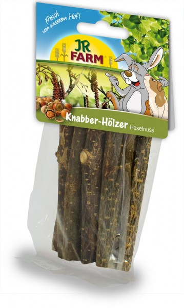 JR Knabber-Hölzer Haselnuss 40 g