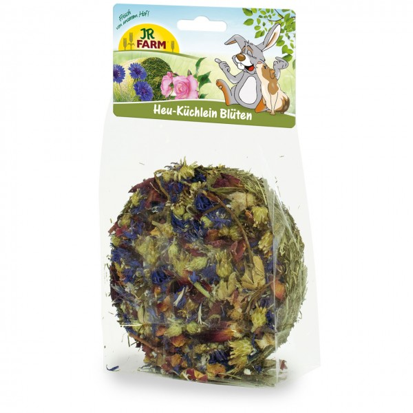 JR Heu-Küchlein Blüten 75 g