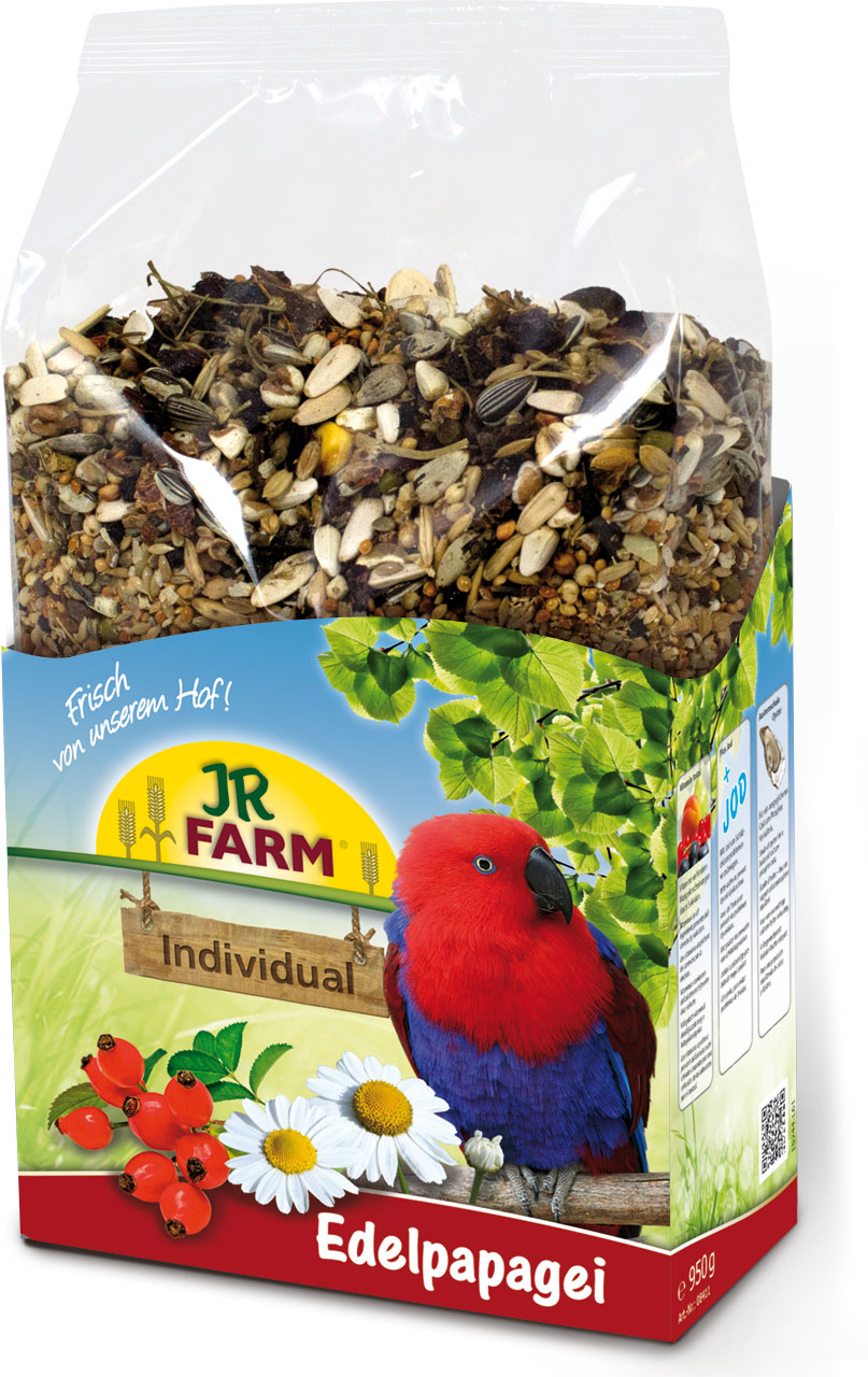 JR Birds Individual für Edelpapageien