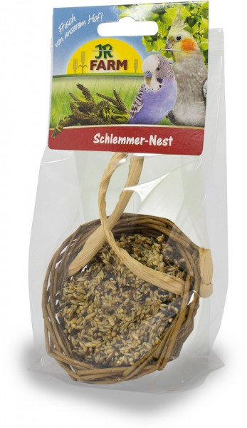 JR Birds Schlemmer-Nest 75 g