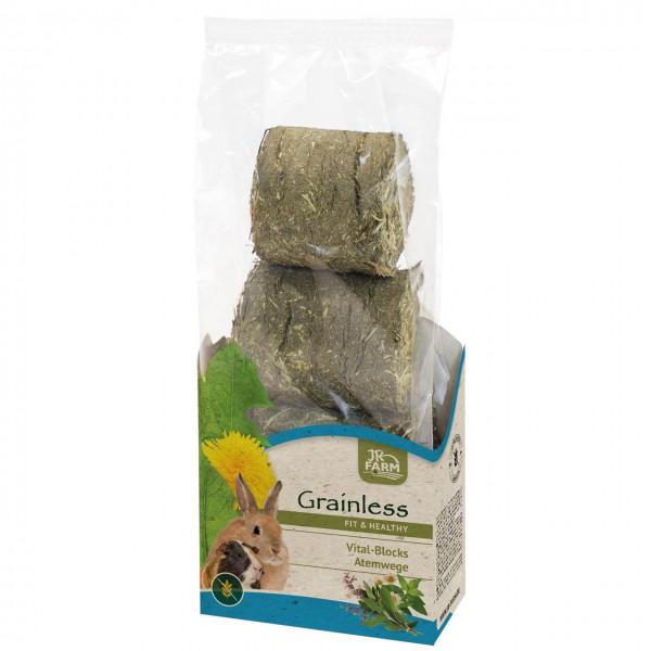JR Grainless Health Vital-Blocks Atemwege 300 g