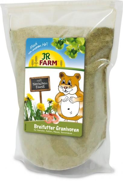 JR Breifutter Granivoren 200 g