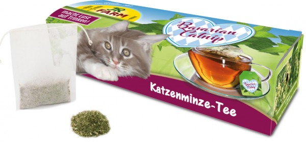 JR Cat Bavarian Catnip Katzenminze-Tee 12 g