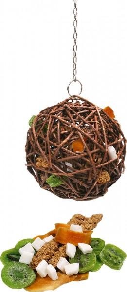 JR Birds Weiden-Früchteball 135 g