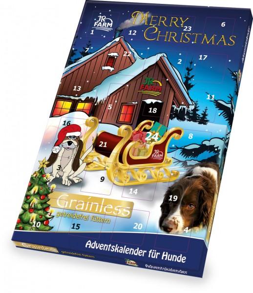 jr Dog Grainless Adventskalender 110g, 2019 SAISON